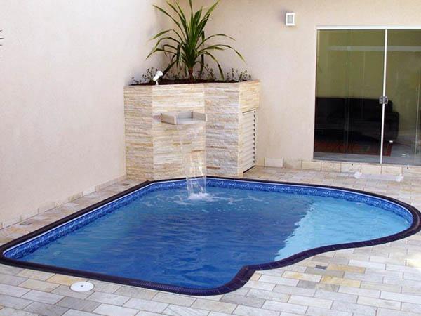 Borda Pool para Piscinas em Praia Grande